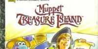 Muppet Treasure Island (Little Golden Book)