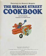Sesame street cookbook 2