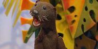 Plunk the Sea Otter
