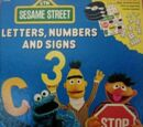 Letters, Numbers and Signs
