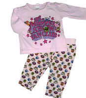 H&M-2008Fashion-Pajamas-Size62(2-4months)