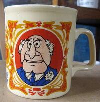 Kiln craft muppet show mug statler waldorf 3