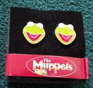 Next uk 2010 muppet cufflinks kermit