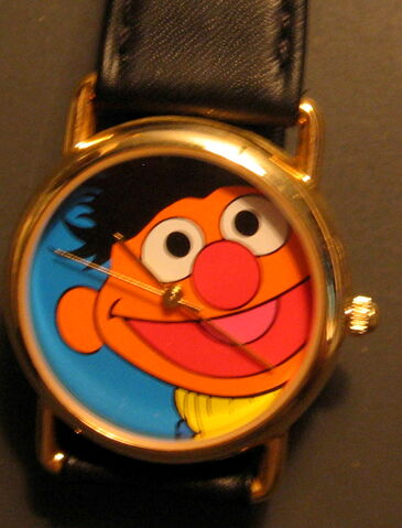 File:Pedre ernie watch sold at sesame general store.jpg