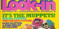 Look-in Junior TV Times
