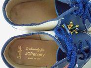 J c penneys saddle shoes 3