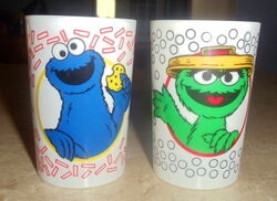 Peter pan 1989 cookie oscar cups