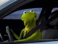 Kermit drive bmw