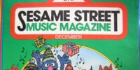 Sesame Street Music Magazine Vol. 3, No. 3