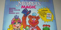 Muppet Easter egg kits (Sun Hill)