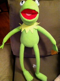 Toy factory kermit