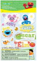 Ek success 2011 sesame crafting stickers