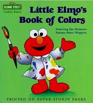 Little Elmo's Book of Colors
