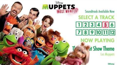 Muppets Most Wanted Soundtrack (Official Album Sampler)