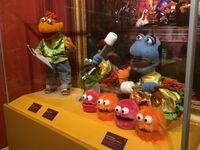 Center for Puppetry Arts - Scooter, Robin, Marvin Suggs, Muppahone