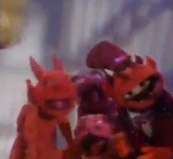 Devil Muppet Goof