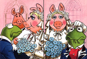 Frog And Miss Piggy Married Muppet Wiki FANDOM Powered By Wikia
