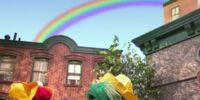 I Finally Saw a Rainbow