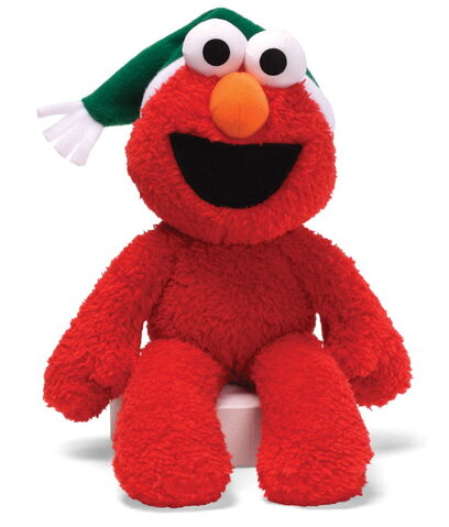 File:Gund 2012 elmo take along buddy with green christmas hat12in.jpg