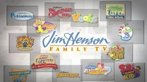 Jim Henson Family TV Trailer (archived)