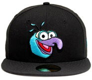 New era gonzo head cap 1