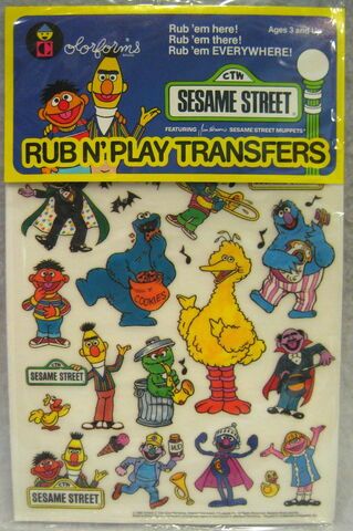 File:Colorforms 1986 rub n play transfers set sesame 1.jpg