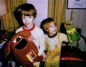 Matt Vogel 1970s Muppet puppet toys
