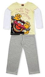 Asda pajamas animal