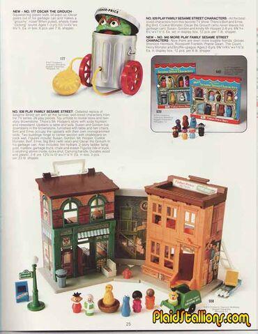 File:1977FisherPriceLittlePeopleSesameStreet.jpg