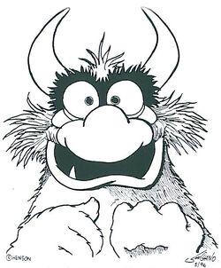 BillBarretta-MuppetZine-Carl2