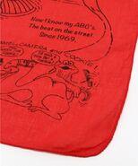 Boofoowoo bandana red 2