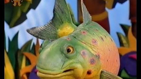 Yorick the Salmon