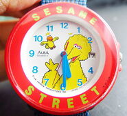 Alba japan sesame watch big bird 1