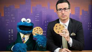 Cookie Monster - John Oliver