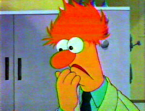 Beaker animated
