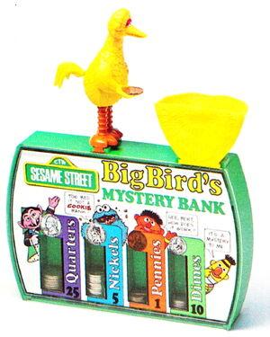 Bigbirdsmysterybank