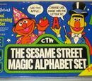 The Sesame Street Magic Alphabet Set