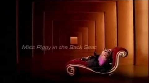 Miss Piggy for Virgin Atlantic