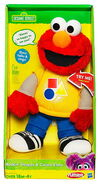 Sesame Street talking plush (Hasbro)