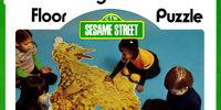 Sesame Street floor puzzles