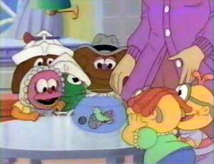 415 Adventures in Muppet-Sitting