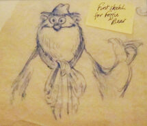 Michael Frith-tms-fozzie-bear-early-sketch