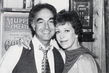 Carol Burnett and Dave Lazer 01