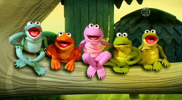 FroggiesFive