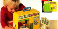 Sesame Street Garage