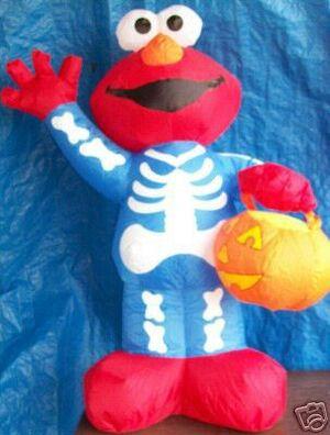 Inflatable-halloween