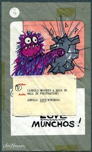 Munchos arnold storyboard