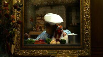Kiss-Chef