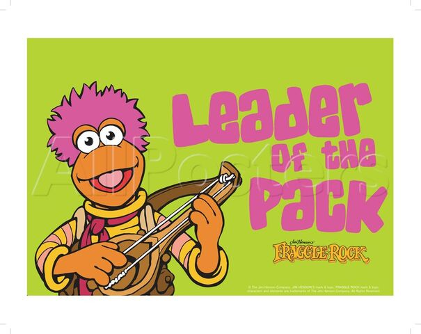 File:Poster Fraggle Rock-Gobo Is Leader Of The Pack.jpg
