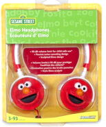 Dreamgear headphones elmo 2